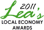 Logo local economy awards 2011
